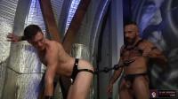 Hole Busters Part 10, Scene 04 Alessio Romero, Brandon Moore