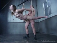 Breaking Amber Rayne Brandon Iron Amber Rayne – BDSM,Humiliation,Torture HD 720p