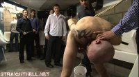 Dave – Bound And Gagged, Bucket Of Coins Fastened To Dick And Balls