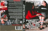 Powerful Women Beg To Be Bound
