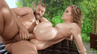 Greenhouse Anal For Perfect Ass Katie Kush