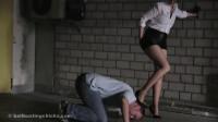 Ballbustingchicks - Victoria Valente - Lick My