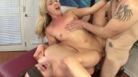 Karla Kush starring in Threesome Fun