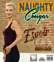 Download Horny cougar Espoir is hungry for cock FullHD 1080p