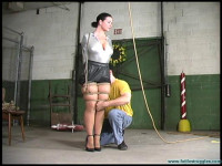 JJ Plush wants to be hogtied, A true story Part 1