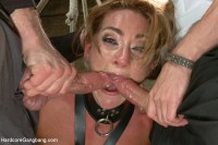 Sex Submissive Auctioned off to the Highest Bidder!!