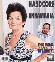 Download Annamaria - Kinky mature lady fucking and sucking FullHD 1080p