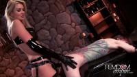 Goddess Gigi's Fuck Pet - bondage, cock, hole, tight hole, video