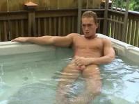 Brody's Hot Tub