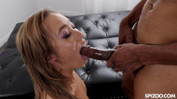 Christy Love — Blonde Asian Takes BBC Juice
