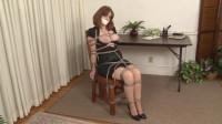 Temp Secretary Office-Bound Ginger Sparks