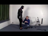 Serene Isley Extreme Heels and Fetish Bondage