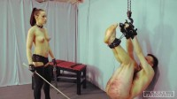 Pull Up and Punished (tit, lady, download).