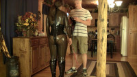 Elizabeth Andrews - Boot Training In the High Country.