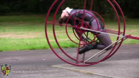 Extreme Spinner Girl