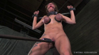 DeGrey takes on 10 inches of BBC, pounding anal, Brutal Deepthroat, Category 5!!