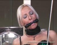 Slave blonde