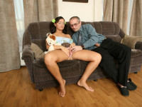 Download Innocent young chick gets hammered heavy by her teacher