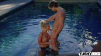 Scarlet Red, Jean Val Jean – Blonde Gets Anal From Husband FullHD 1080p