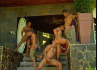 Raw Gangbang Adventures