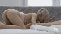 Intense sex with gorgeous Hungarian couple Zazie Skymm and Nikki Nuttz