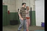 Amanda Mummified — Extreme, Bondage, Caning