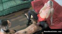 Turning the Nerd to a Slut