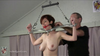 NakedGord-RyAnne meets the rotating Pussy Pole(18 Mar 2011)