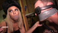 spread strap on tit - (Russian Revenge Part 1 - Dava Foxx and Kylie Rogue - Full HD 1080p)
