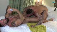 French Dudes - Antonio Miracle and Stephane Raw Flip Fuck