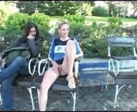 """New Collection 2016 – Best 34 clips in 1. """"Extreme public piss""""."""