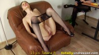 Shy clothed and unclothed girl gyno examined and toy fucked.