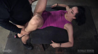 Aria Alexander Roughly Fucked By BBC In Handcuff Bondage - HD 720p
