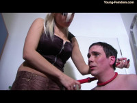 Young-femdom - A party without me?