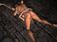 Silicon Doll — My sex life High Quality 3D 2013
