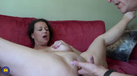British big breasted temptress Eva Jayne fucking and sucking 1080p