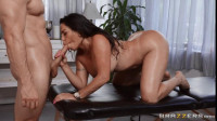 Julianna Vega — Massaging My Friends Mom