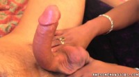loves my cock, close up