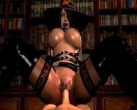 Lulu(Final Fantasy X)assembly
