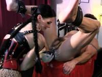 Carmen Rivera: Double Trouble - Zwei Faeuste Im Darm