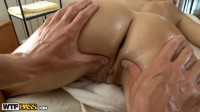 Deep Inside Massage For Tight Teen Pussy