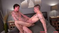 Broke Straight Boys - Cage Kafig Dominate Fucks Dillon Anderson's Tight Ass