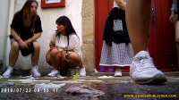 Peeing in Public — Girls Gotta Go — HD 720p