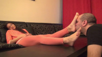Maintenance - Lick My Sweaty Feet Clean!