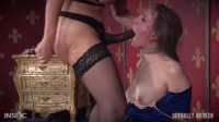 Sexuallybroken – Jun 22, 2016 – Sensation Slut Sierra Cirque bound on her knees