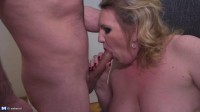 Irina (46) – Horny Housewife Fucking and Sucking.