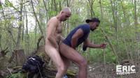 Aldo fucks a jogger in the woods