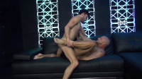 Raw cock and load