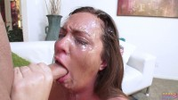 Maddy Oreilly – Spit Weaving Maddy Gives Incredible Slobbering Blowjob (2016)