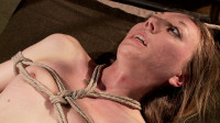Fuckedandbound - 02-28-2014 - Tiny Whore Takes Huge Cock
